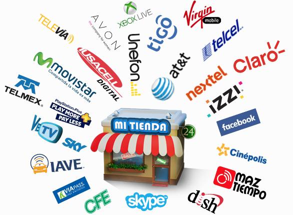 Vende recargas electronicas desde tu negocio