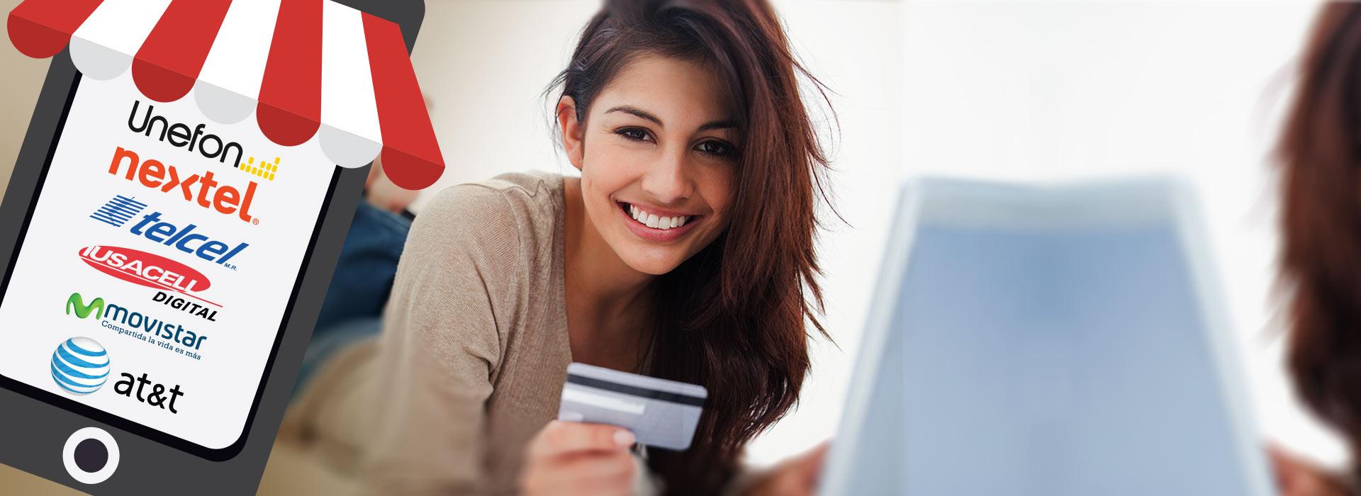 Como vender recargas nacionales e internacionales