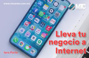 celular texto lleva tu negocio a internet mtcenter