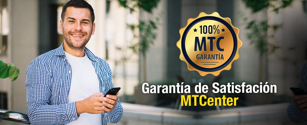 Conoce nuestro sistema de recargas y obtén tu certificado de garantía de satisfacción.