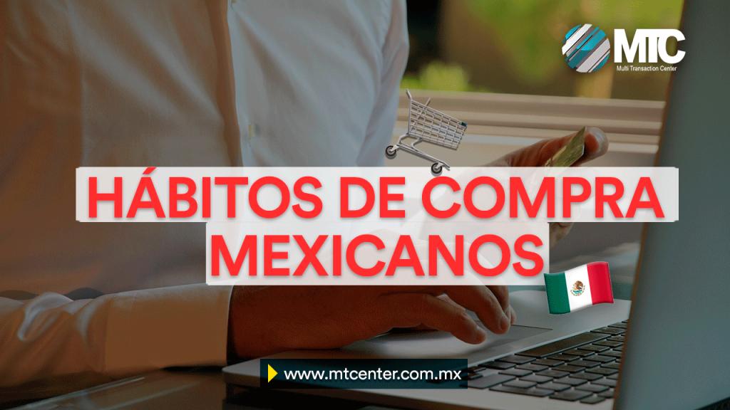 Cómo compran en línea los mexicanos 2020