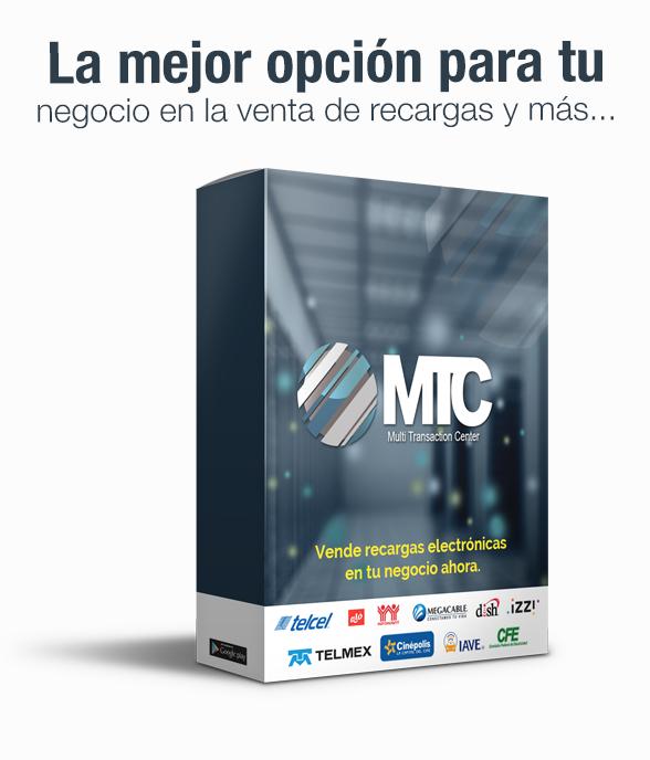 Adquiere el mejor software de recargas electrónicas de México