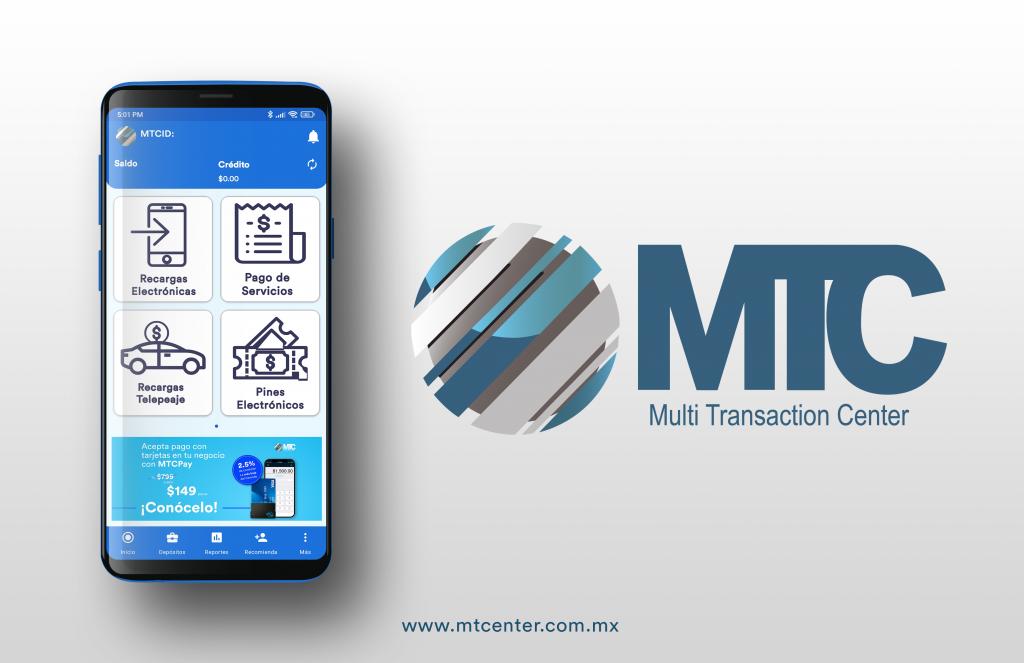 mtcenter vender recargas electronicas
